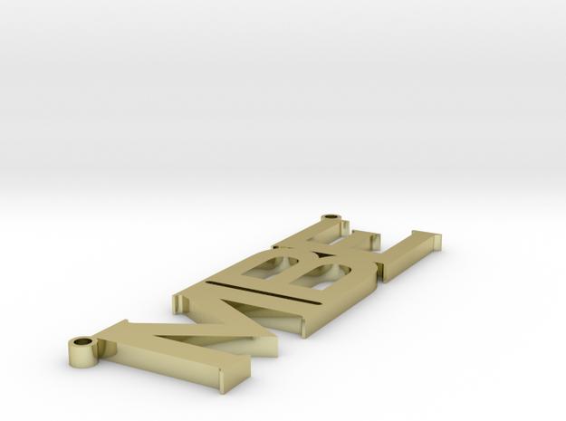 MBE5 3d printed