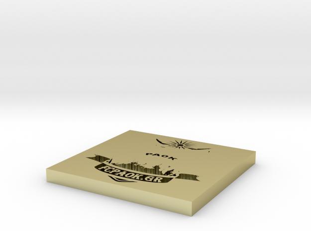 paok 3d printed