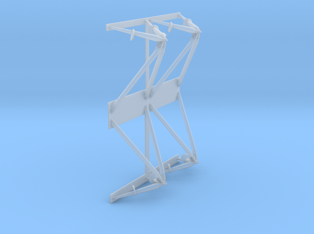 06-Landing Gear Outrigger-XY 3d printed