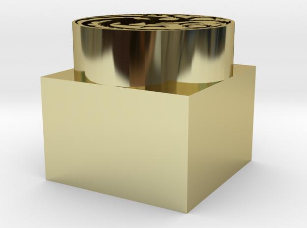 Targyen Sealing Coin 3d printed