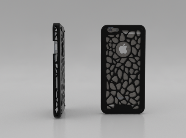 Organyx iphone 6 case in Black Strong & Flexible