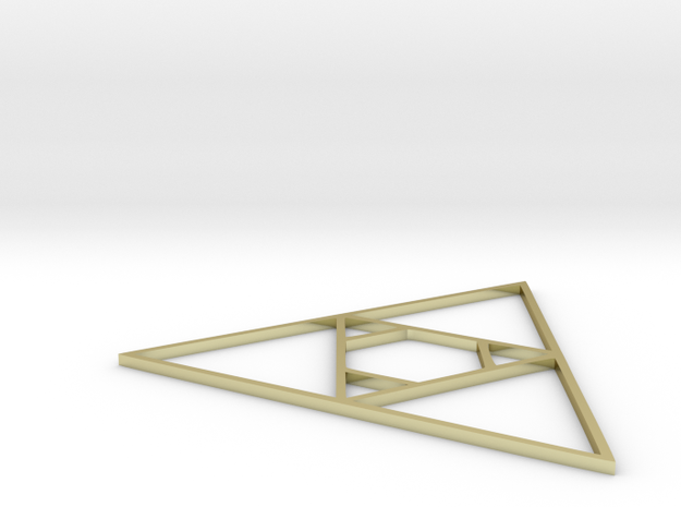 pentasm - 3 inch 3d printed