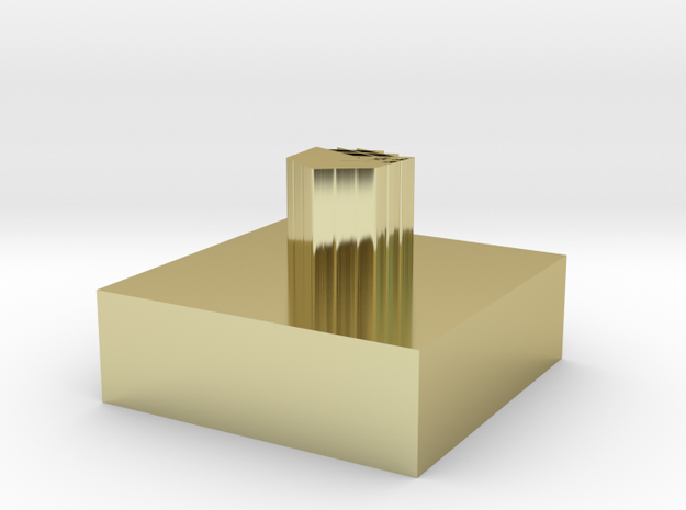 rubik's cube 3d printed