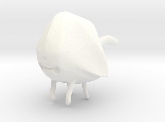 Essence Of Dog in White Processed Versatile Plastic
