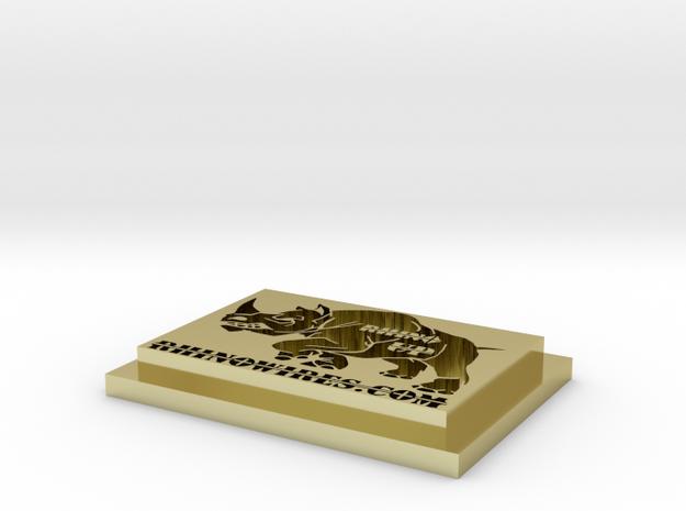 RHINOWIRES.com 3d printed