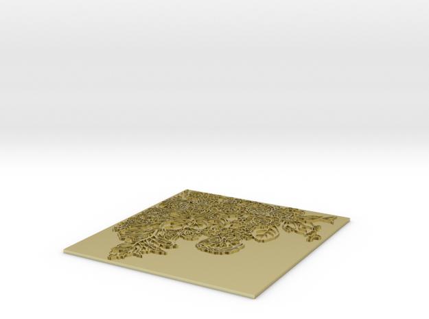 Blossoms Decor 3d printed