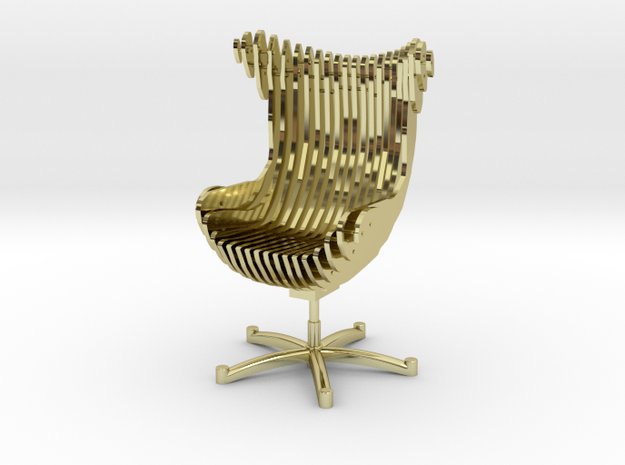 Chair Design Mini 3d printed