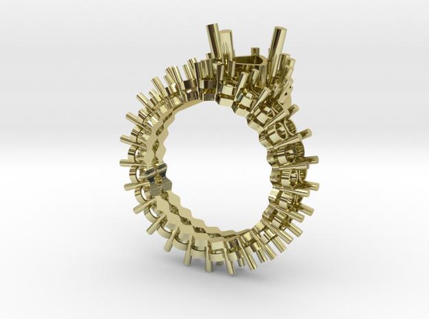 Cz RING 3d printed