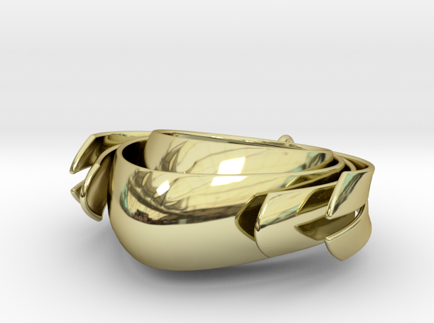 Matriliny pendant 3d printed
