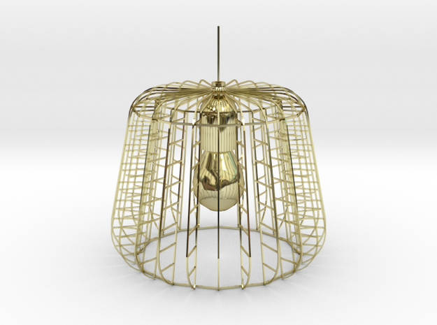 Wired #Lamp 3d printed