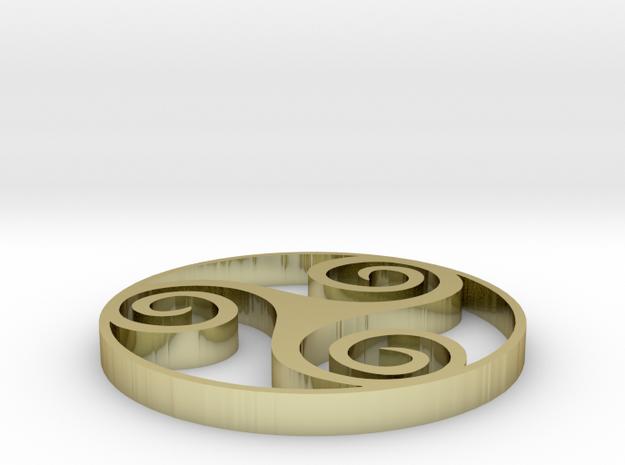 disk1 3d printed
