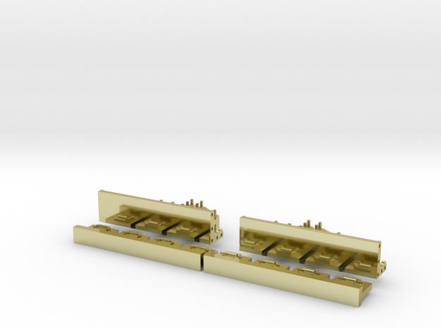 Raptor Garage Assembly 3d printed