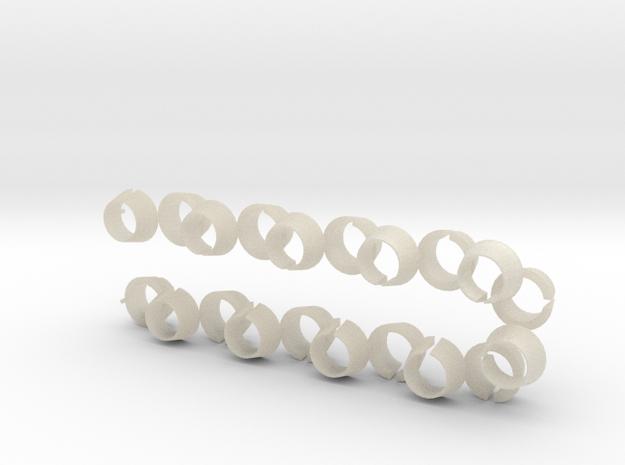 Hopupshimslottedv3 3d printed