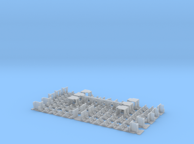 cmz81175 - Inneneinrichtung für Märklin 81175 3d printed