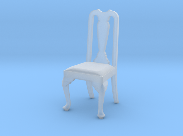 1:48 Queen Anne Chair 3d printed
