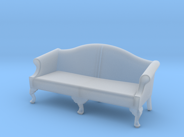 1:48 Queen Anne Sofa 3d printed