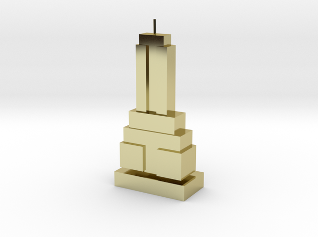 Empire State Building 3d printed
