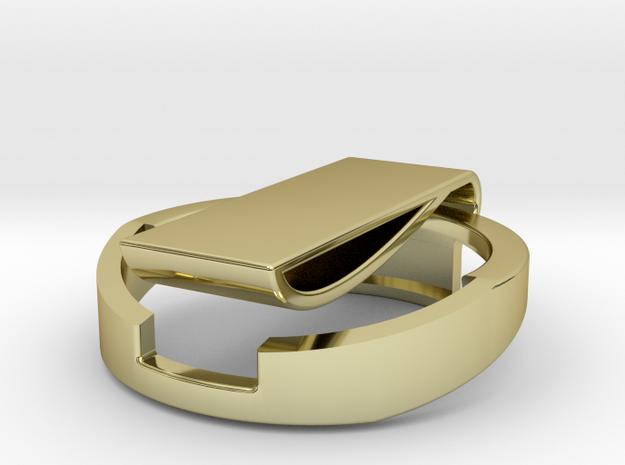 Clip-curve 3d printed