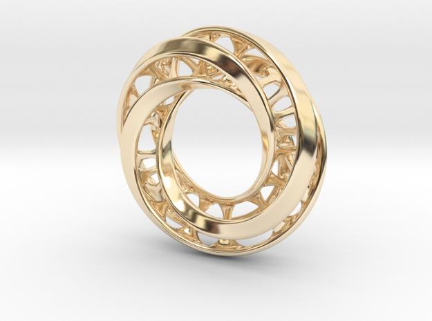 Mobius Ring Pendant v4 *Small*