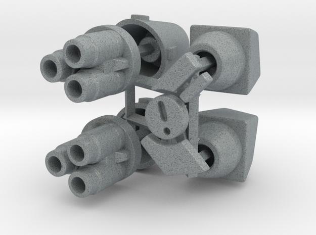 Rau - Greebles 3d printed