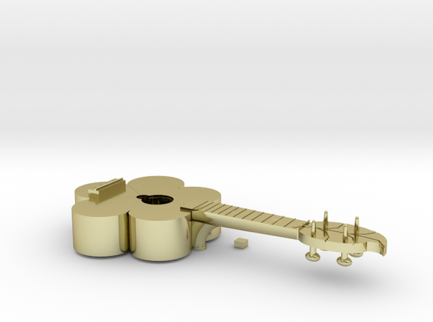 Copy of Ukulele Pieces 3d printed