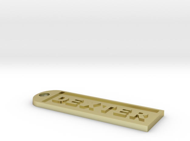 Uncle Todd Name Card 3d printed