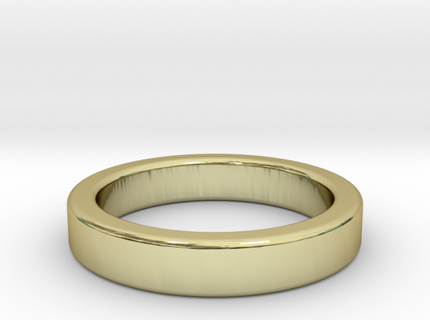 Custom Rings 3d printed