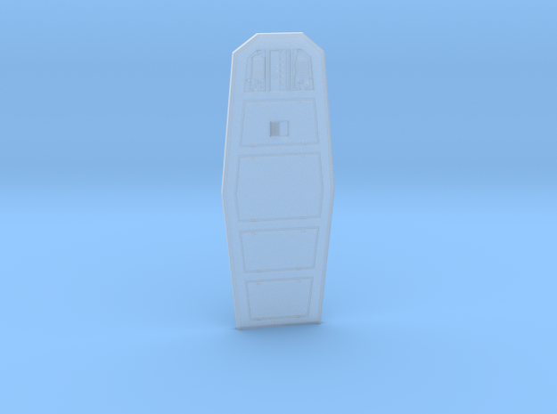 YT1300 HSBRO CABIN DOOR  in Smooth Fine Detail Plastic