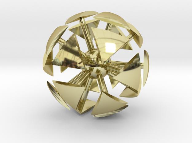 ExplodingSoccerBall 3d printed