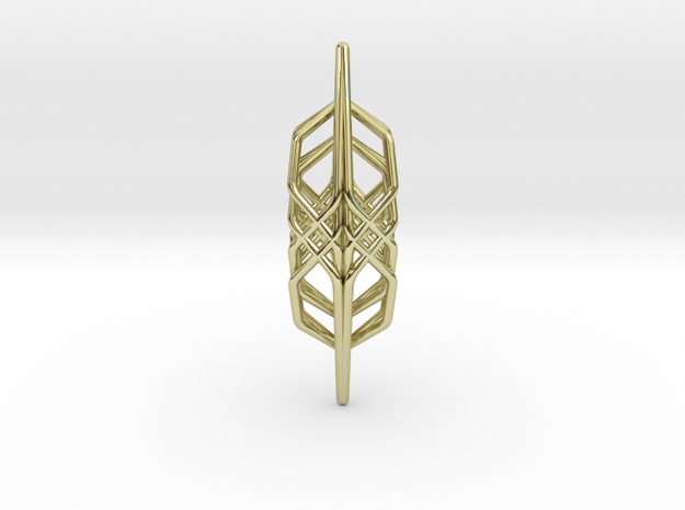 A-LINE Honeyfied, Pendant in 18K Gold Plated