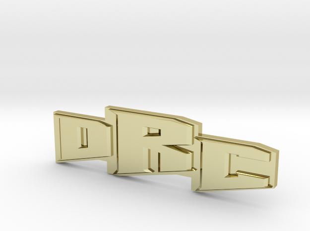 Coming Soon! Monogram Guitar Pendant 3d printed