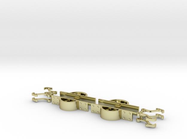 GN 15 Feldbahnfallhakenkupplung 3d printed
