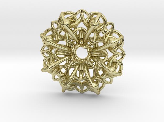 Mandala Flow Pendant