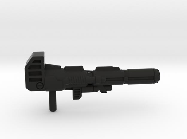 Combiner Wars Optimus Ion Cannon in Black Natural Versatile Plastic