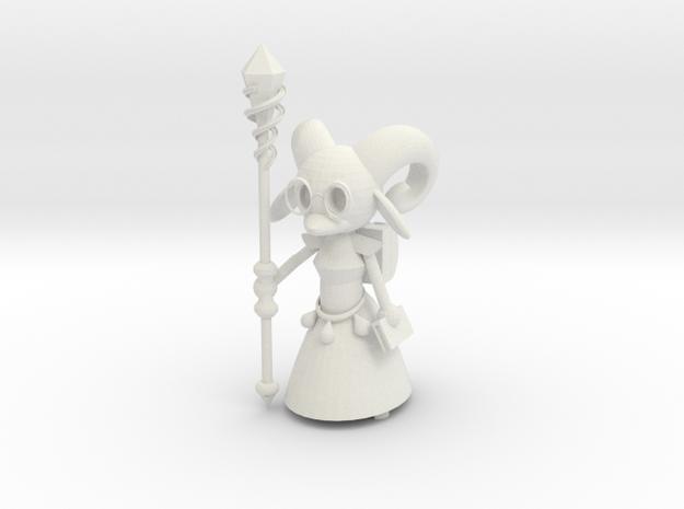 Magic Ram in White Strong & Flexible