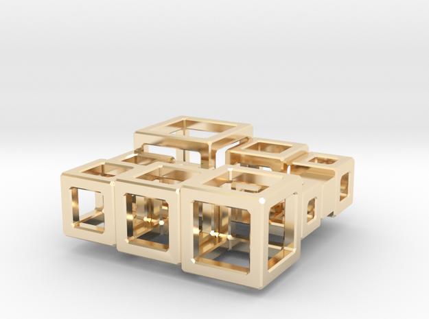SPSS Cubes 21