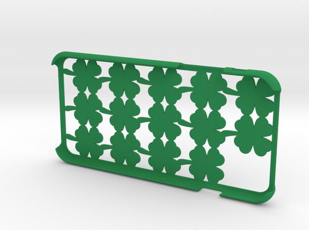 Clover iPhone6/6S 4.7inch case in Green Processed Versatile Plastic