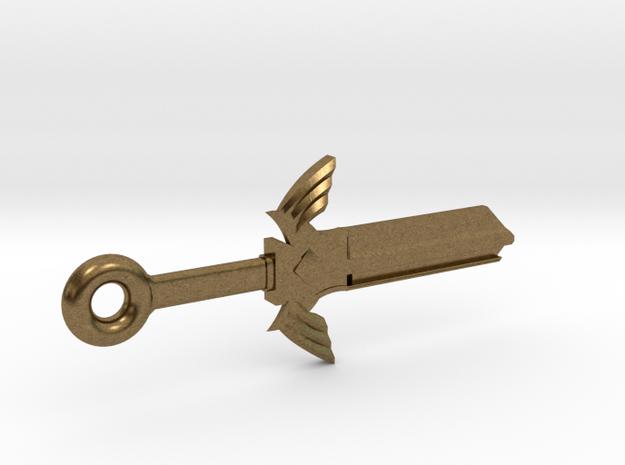 Zelda Master Sword House Key Blank - KW1/66