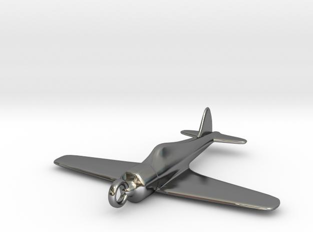 F-5/34(Gloster) in Premium Silver