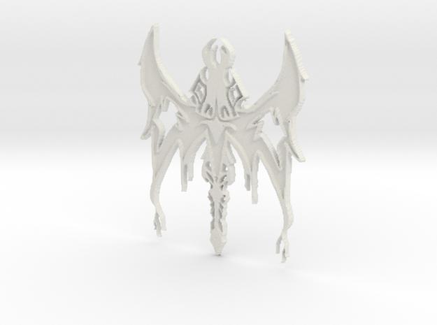Eldmic Butterfly in White Strong & Flexible