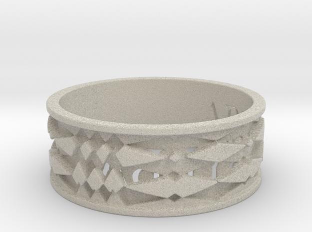 ABLYSSYLBA Ring Size 10.5 3d printed