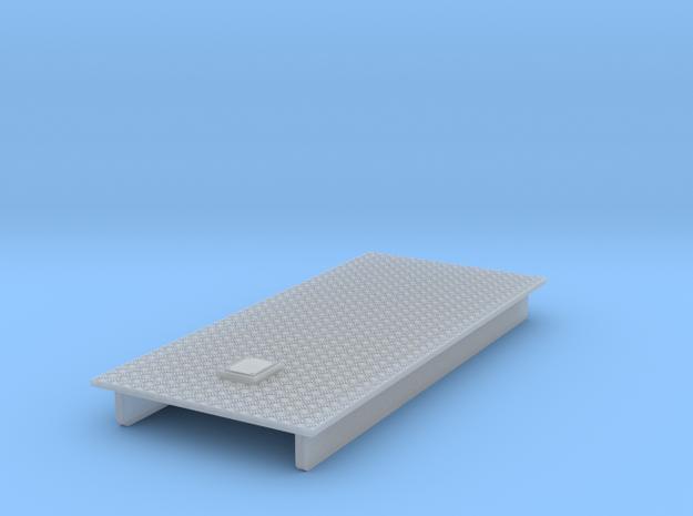 Dach für Alte Herpa AB's mit Krähenfussplatte + Da in Smooth Fine Detail Plastic