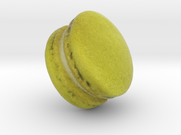 The Pistachio Macaron-2 in Full Color Sandstone