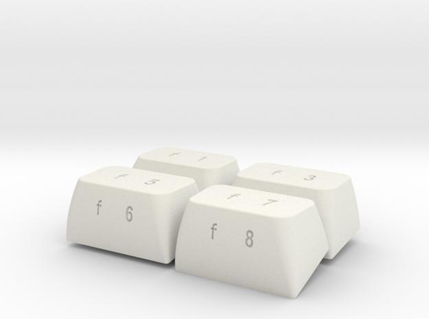 F-Keys Kit for C64 (Breadbox)
