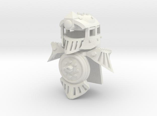 Minifig Locomotive Armor Set