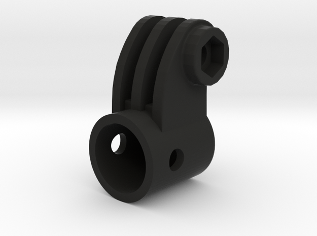GoPro to 14.5mm Mount 3d printed GoPro Mount