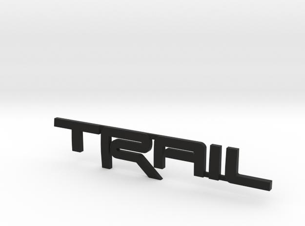 Trail Emblem - Single Print