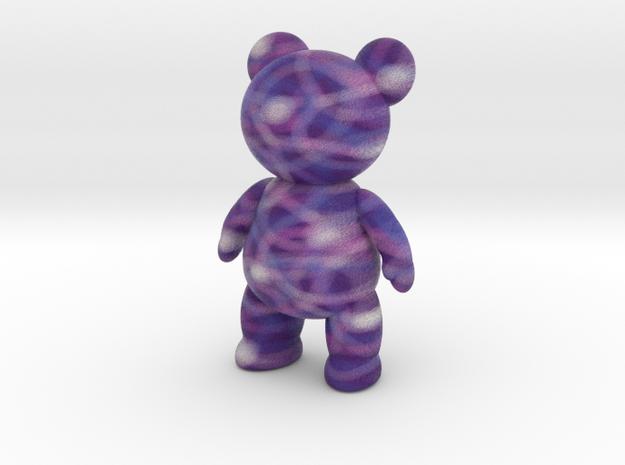Teddy Bear - Crayon 2 in Full Color Sandstone