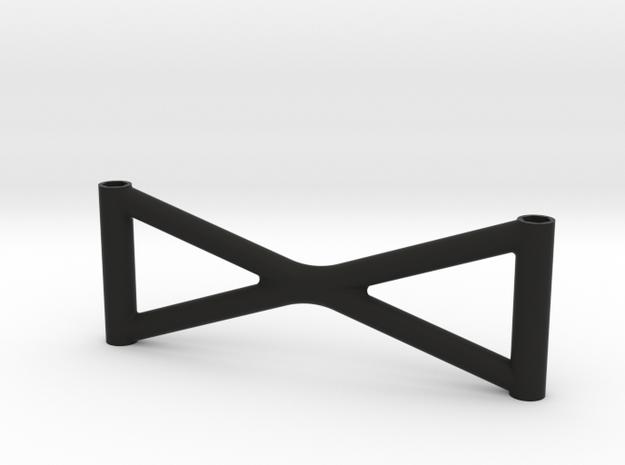 Super SuDu rear brace in Black Natural Versatile Plastic