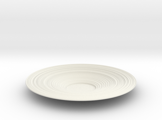 Bowl 42 in White Strong & Flexible